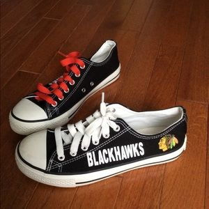5767adacc6b014 Chicago Blackhawks Shoes on Poshmark